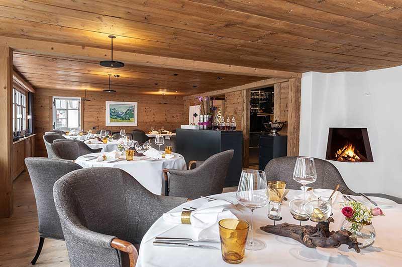 Boutique Hotel Bären Gonten, Bärenstobe