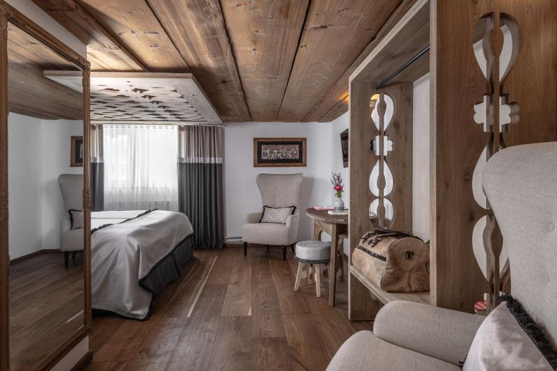 Boutique Hotel Bären Gonten, Doppelzimmer originell