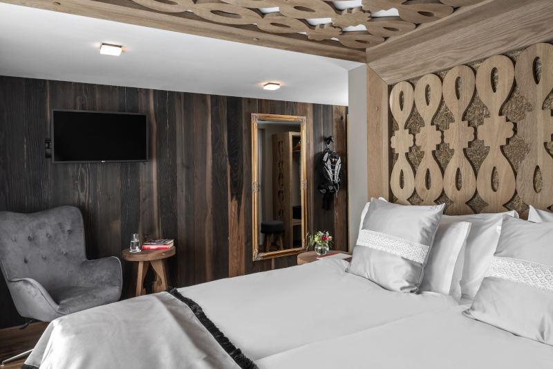 Boutique Hotel Bären Gonten, Doppelzimmer