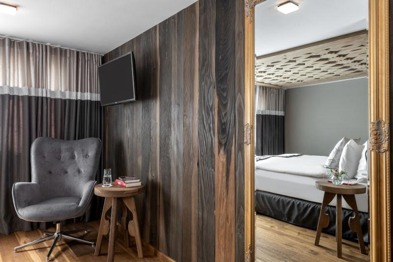 Appenzelleragenda - Boutique Hotel Bären Gonten, Residenz Boutique Doppelzimmer