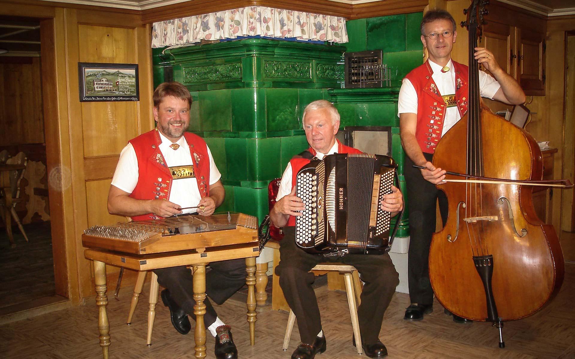 Appenzelleragenda - Musik im Boutique Hotel Bären Gonten