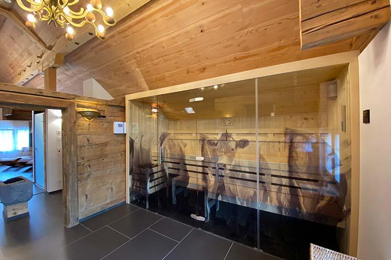 Appenzelleragenda - Boutique Hotel Bären Gonten, Sauna